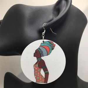 Jewelry - Afrocentric Earring!!